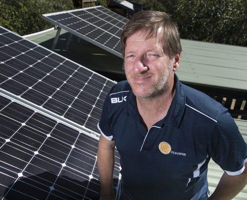Brisbane Solar Installation