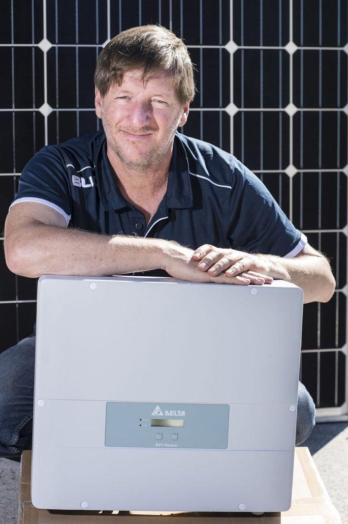 Jindalee Solar Inverter Installation