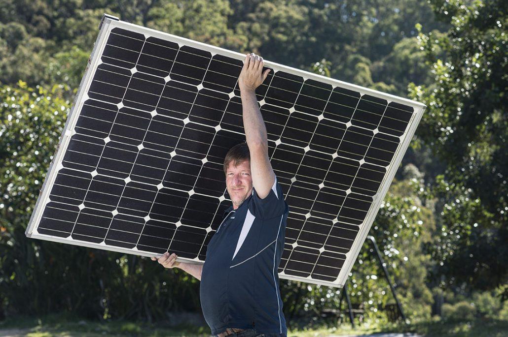 Jindalee Brisbane Solar Installation