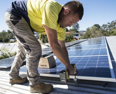 Stafford Brisbane Solar panels Installation