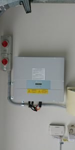 Anstead Delta Inverter garage mounted