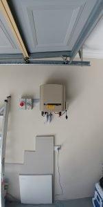 Bellbowrie Sungrow Inverter garage installed