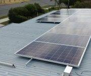 Ipswich Canadian Solar Panels Installation