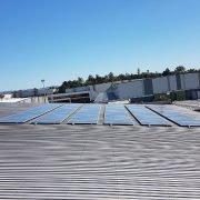 Richlands Commercial Solar Installation