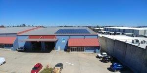 Brisbane Commercial Solar Panels Installation