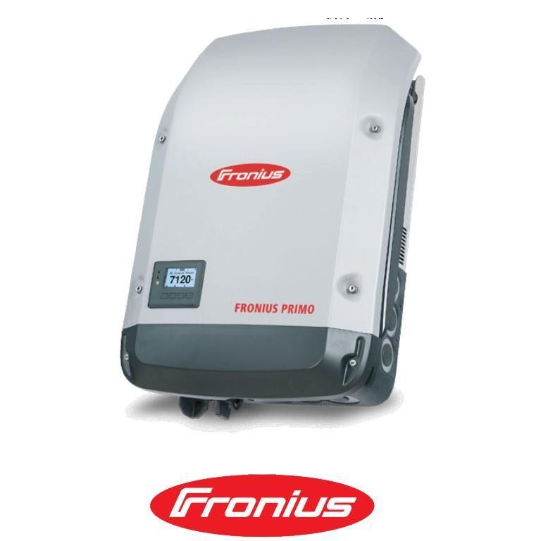 Fronius Primo Inverter 8 2kw Primo 8 2 1 Uv Power