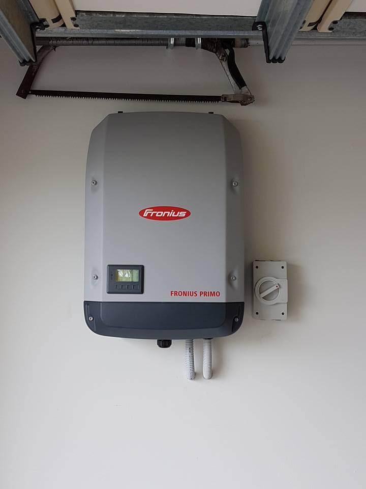 Fronius Primo Inverter 4 0kw Primo 4 0 1 Uv Power