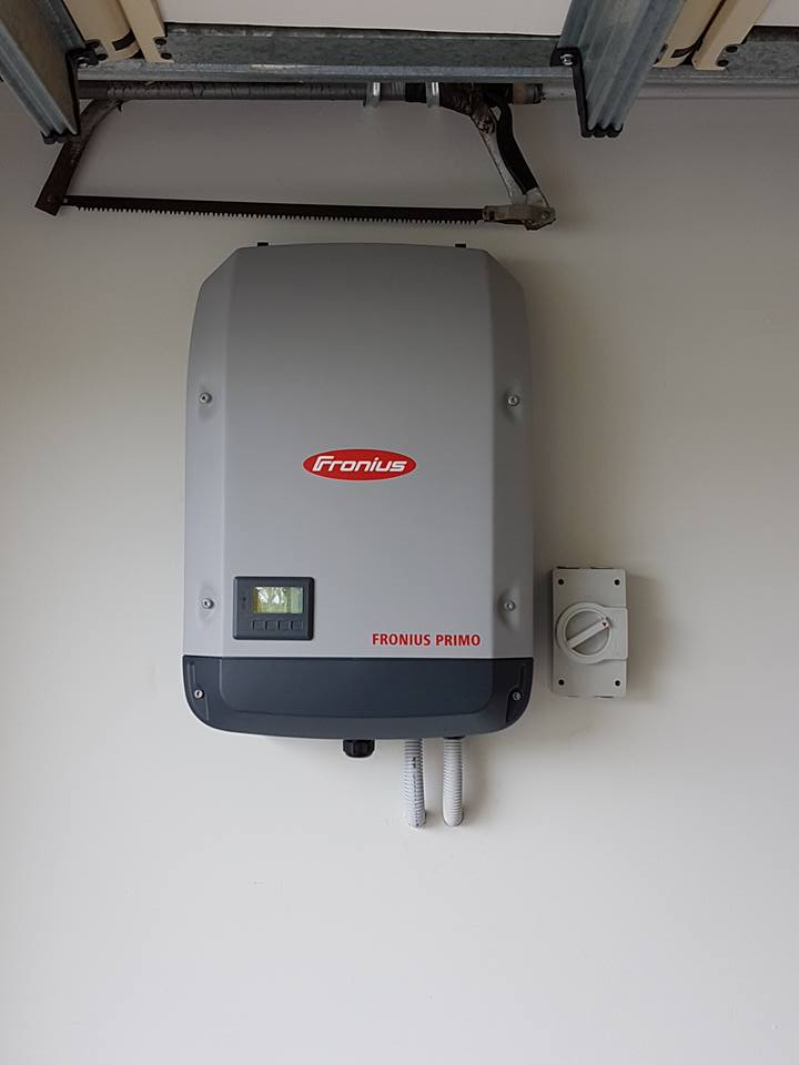 Fronius Primo Inverter 6kw Primo 6 0 1 Uv Power