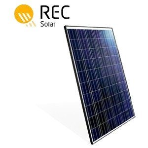 Rec Twin Peak 270w Uv Power Brisbane Solar Company