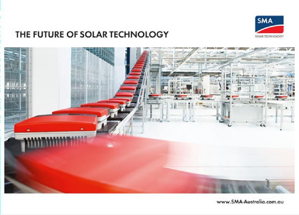 SMA Inverter 3kw - Sunny Boy 3 0   UV Power   Brisbane Solar