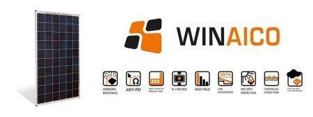 WINAICO WSP Poly Solar Panel and testing