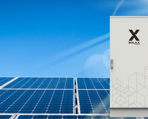 Solax Power Station header banner