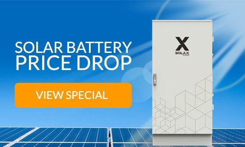 Solax Battery Price Drop