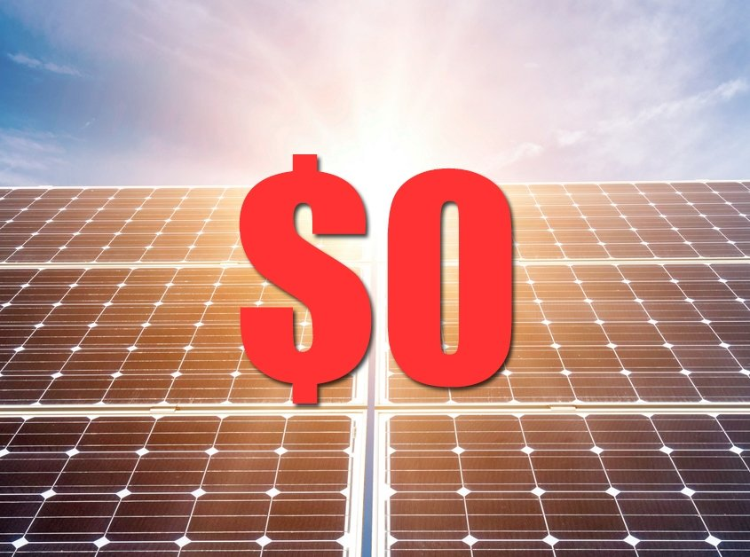 $0 solar loans are available for solar panels installation in Queensland households that qualify