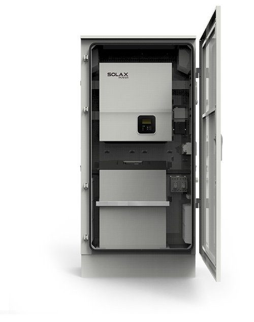 SOLAX POWER STATION Solar Battery | UVpower | CEC Credited