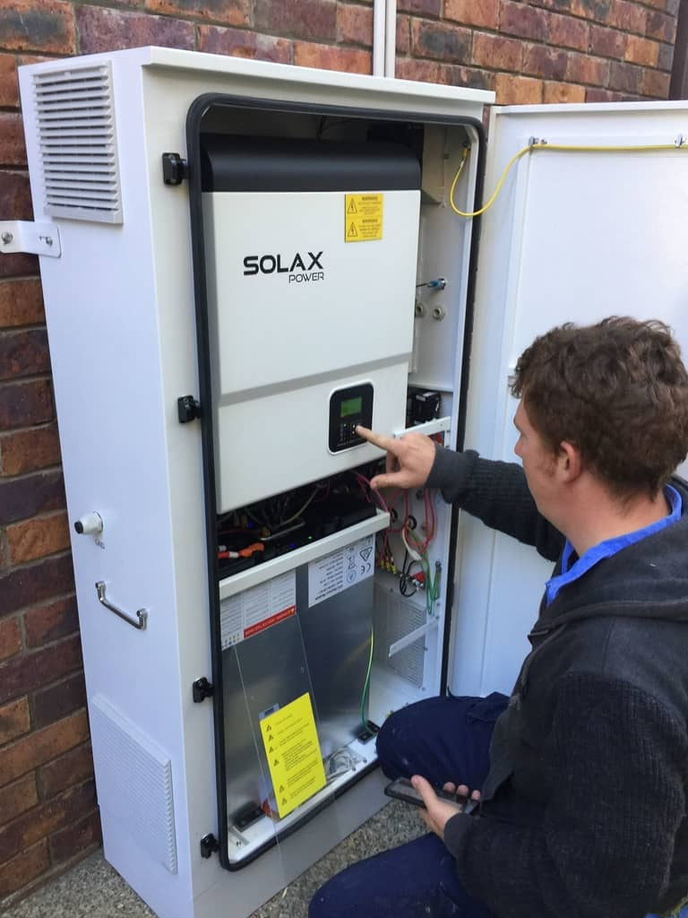 Solax Power Station Solar Battery Uvpower Cec Credited