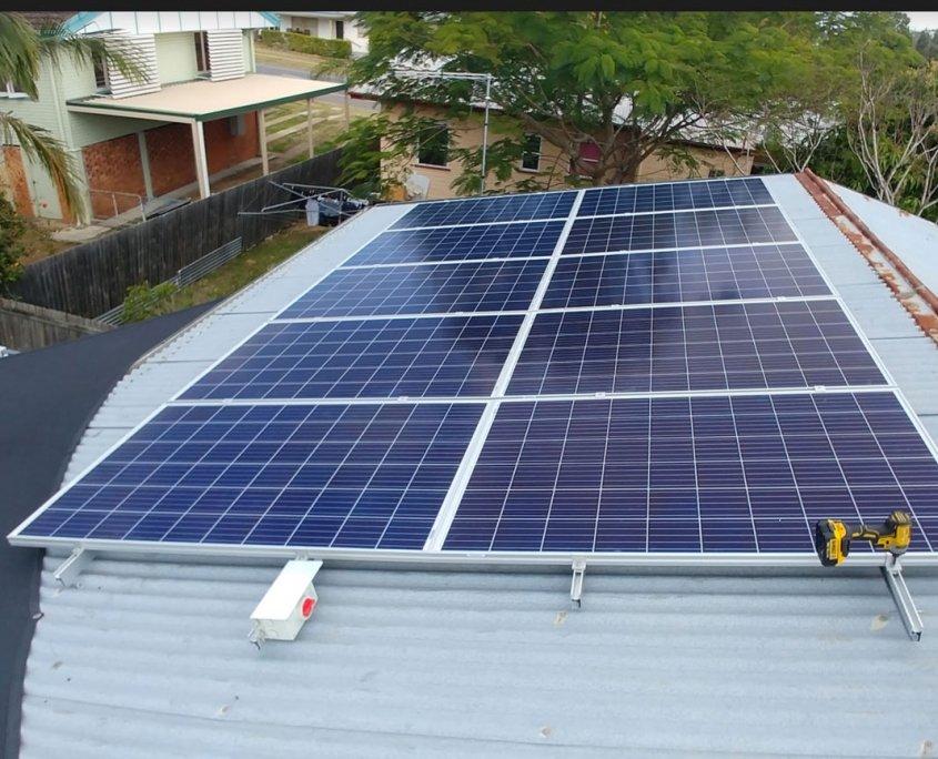 Ipswich Solar Panels