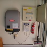 Jindelee Fronius Inverter installation