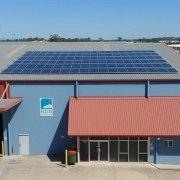 Richlands Commercial Solar Panels