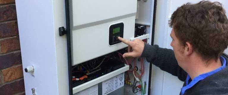 retrofit solar batteries