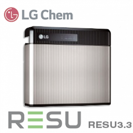 LG Chem RESU 3.3kW Solar battery