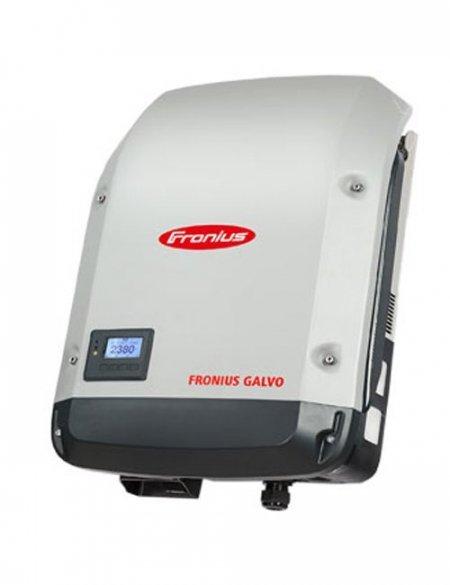 Fronius Galvo Solar Inverter on a white background