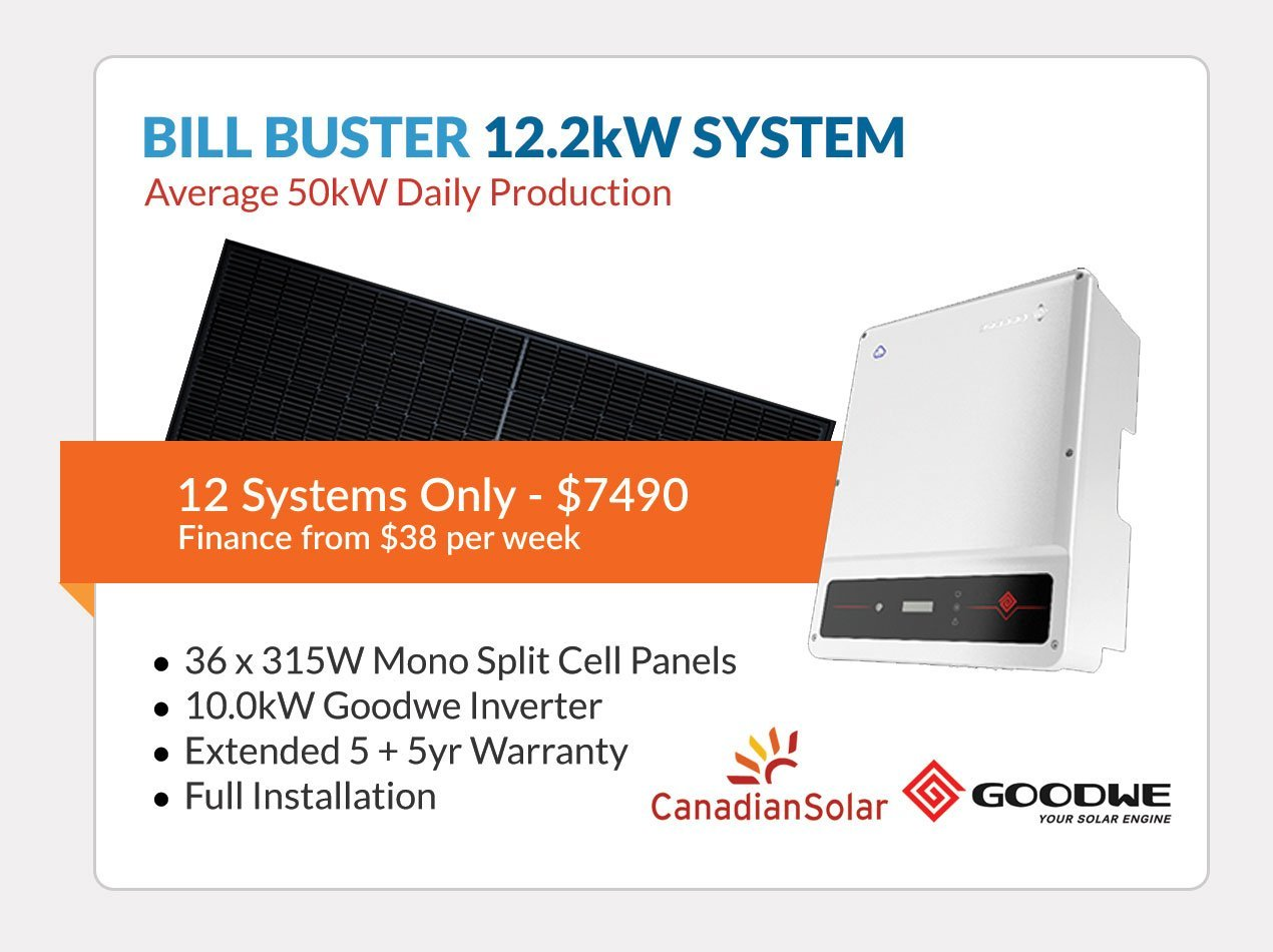 Goodwe-Inverter-Canadian-Solar-Panels