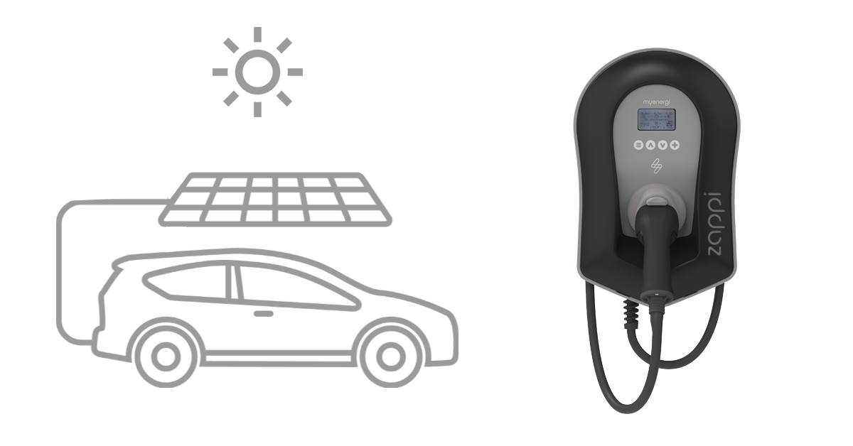 Zappi Car Charger